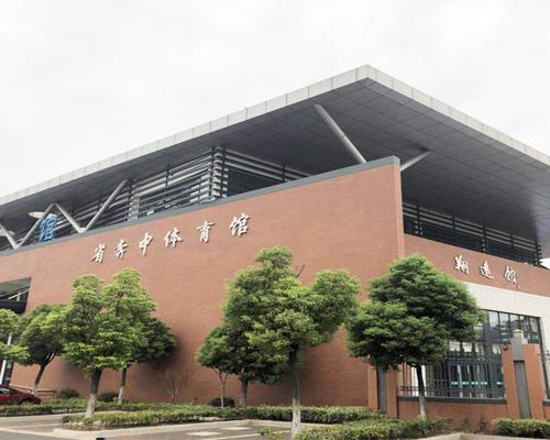 江苏省奔牛高级中学体育馆