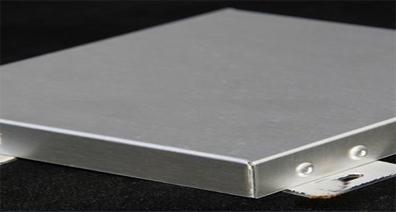 铝蜂窝板为什么会剥落