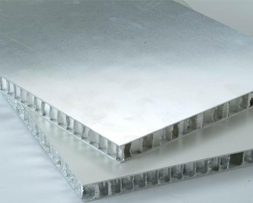 仿石蜂窝铝单板
