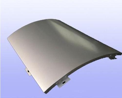 氟碳圆弧铝单板